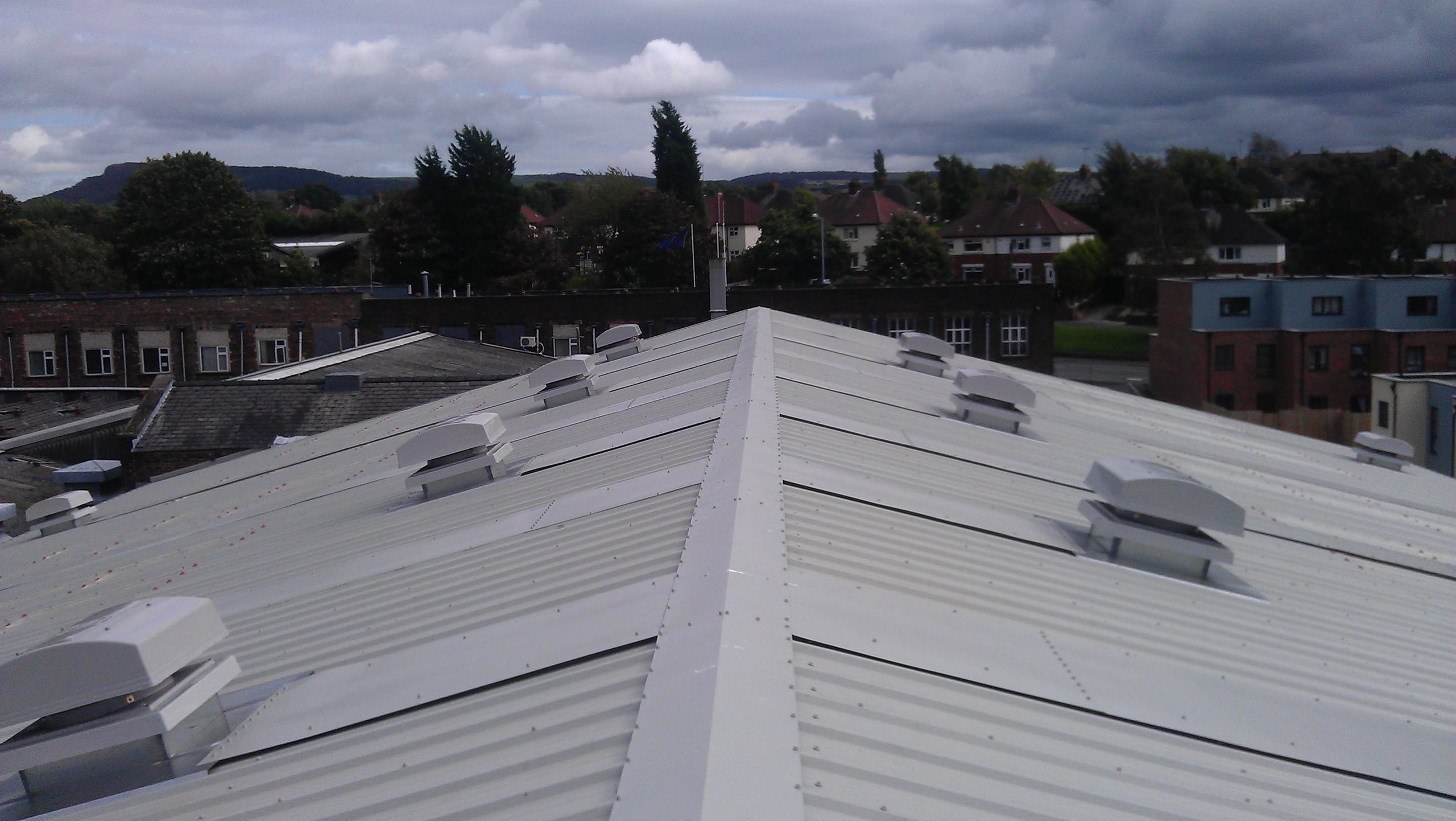 Commercial, Industrial And Agricultural Roofing